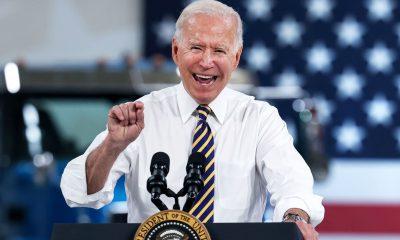 Las calificaciones de aprobación de Biden en Covid y la economía caen en una nueva encuesta de CNBC All-America