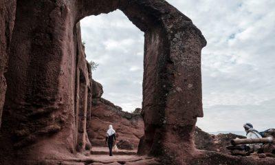 Los residentes dicen que los rebeldes de Tigray toman el control del sitio de la UNESCO Lalibela