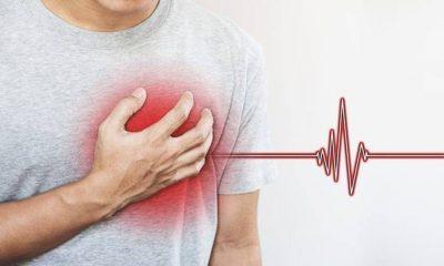 Mayor riesgo de ataque cardíaco, accidente cerebrovascular en las primeras dos semanas después de COVID-19: estudio Lancet