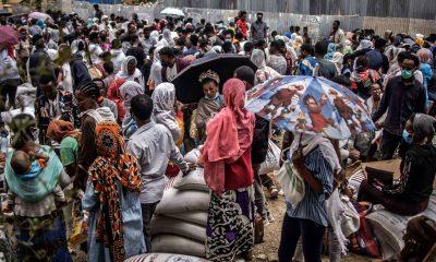 Mientras la guerra civil de Etiopía se desata, los cuerpos flotan río abajo hacia Sudán