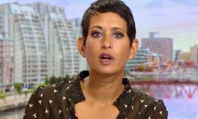 Naga Munchetty echará de menos a su coprotagonista 'absolutamente brillante' cuando anuncie que dejará la BBC