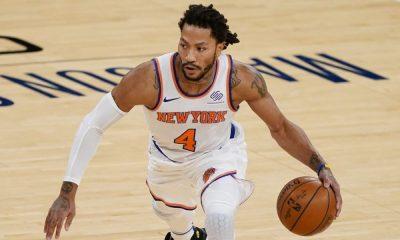Noticias del equipo de los Knicks: Derrick Rose, Nerlens Noel y Alec Burks volverán a firmar, agrega Evan Fournier