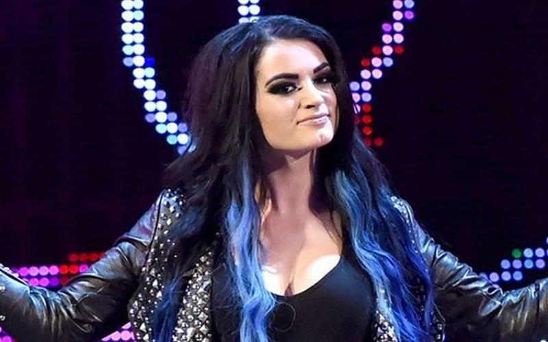 Paige no ha terminado en el ring