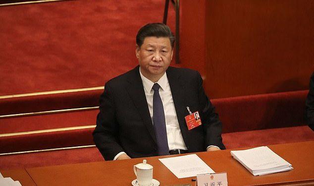 Australia no podrá depender de China para seguir comprando tanto mineral de hierro para mantener el flujo de dinero mientras la frontera permanece cerrada, temen los expertos (en la foto aparece el presidente chino Xi Jinping).