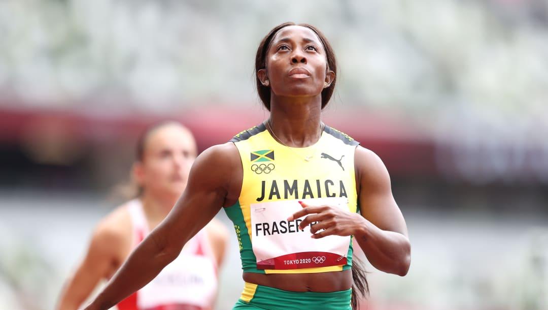 Shelly-Ann Fraser-Pryce tercera en la lista de todos los tiempos de los 100 metros