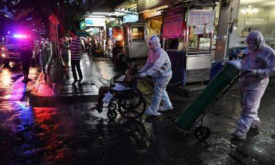 Tailandia informa un registro diario de más de 20.000 casos de COVID-19