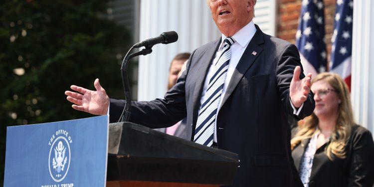 'Tienen mejores cosas que hacer': los principales donantes republicanos se mantienen alejados de Trump