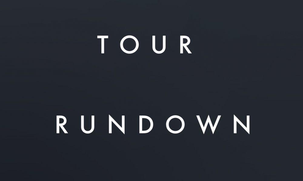 Tour Rundown: Gold to Korda, Memphis es Ancer para sus oraciones