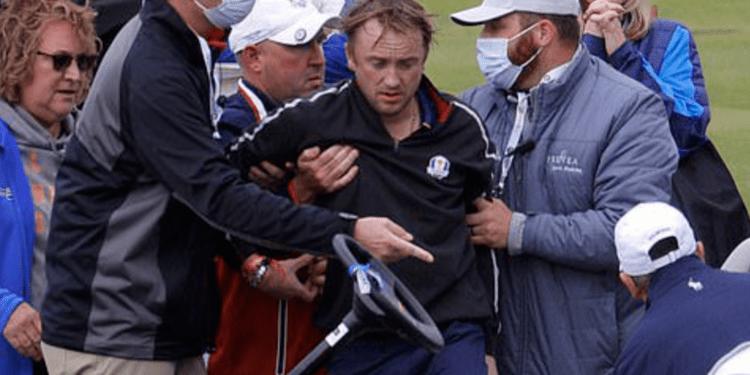 Actor de Harry Potter sufre una emergencia médica durante el partido de celebridades de la Ryder Cup