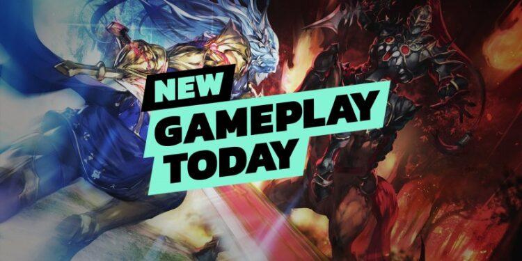 Actraiser Renaissance |  Nueva jugabilidad hoy