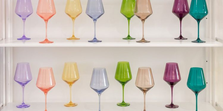 You Can Now Buy Estelle Colored Glass At Nordstrom
