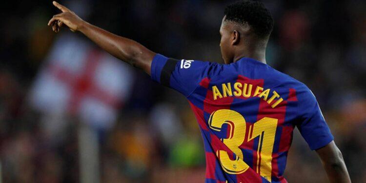Ansu Fati hará volver al Barcelona