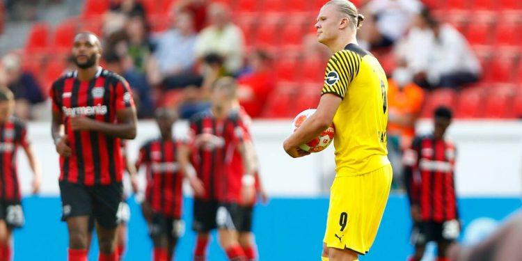 Bundesliga: Erling Haaland inspira al Dortmund a una emocionante victoria sobre el Leverkusen