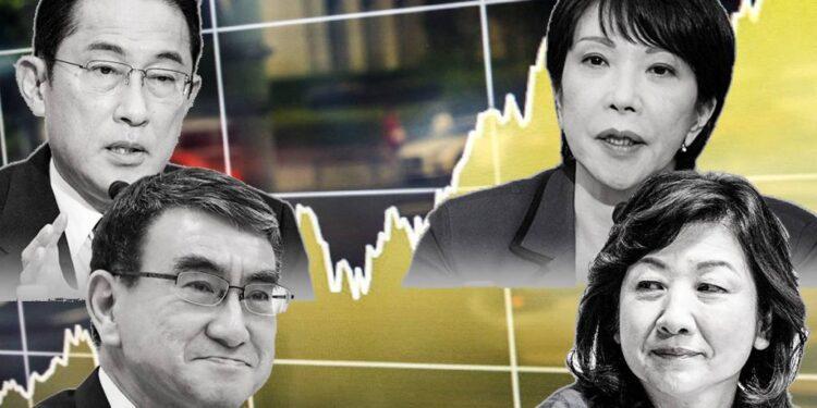 Cómo el ganador de la carrera de PM de Japón podría afectar a los mercados