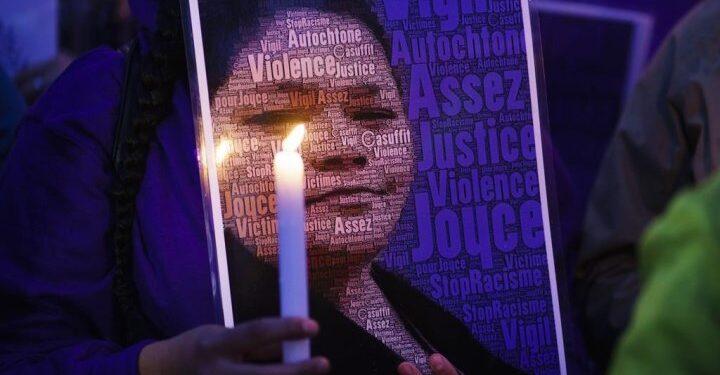 Conmemoraciones en honor a Joyce Echaquan, un año después de su muerte