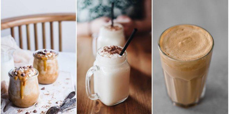 Coffee, recipes