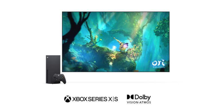 Dolby Vision Gaming se lanza primero en Xbox Series X y S