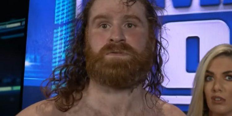El contrato de Sami Zayn con la WWE expira más adelante este año