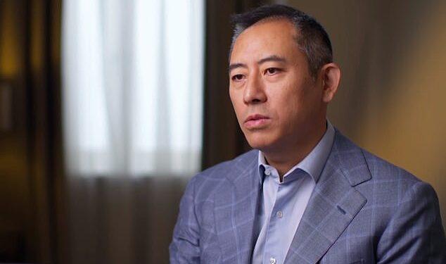 Un empresario chino ha culpado al Partido Comunista de China por la misteriosa desaparición de su ex esposa después de que ella desapareciera hace cuatro años.