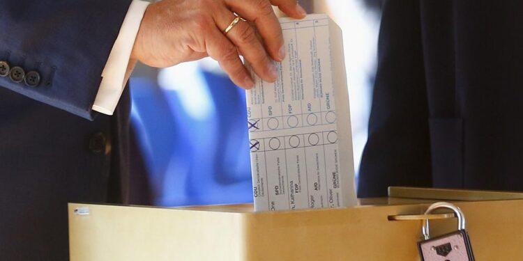 Elecciones alemanas: Armin Laschet comete un error en las urnas