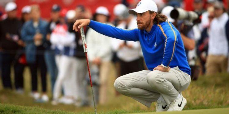 Europa promete contraatacar en la Ryder Cup después del triste primer día