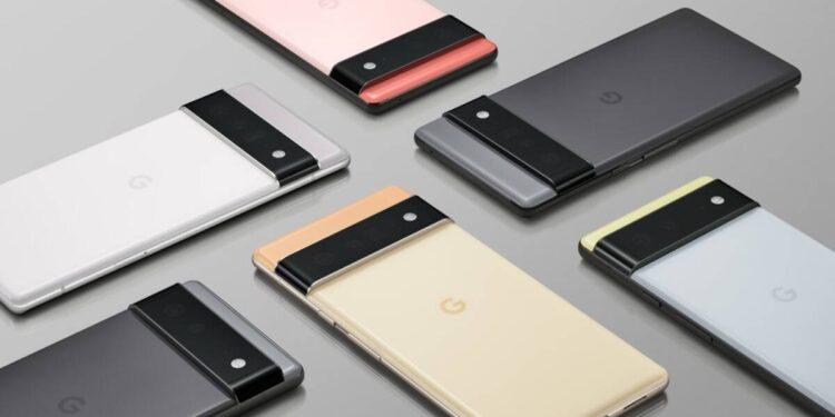 google, Google Pixel 6, Pixel 6, Pixel 6 series,