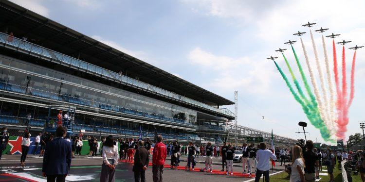 Gran Premio de Italia 2021: hora, canal de televisión, transmisión en vivo, cuadrícula