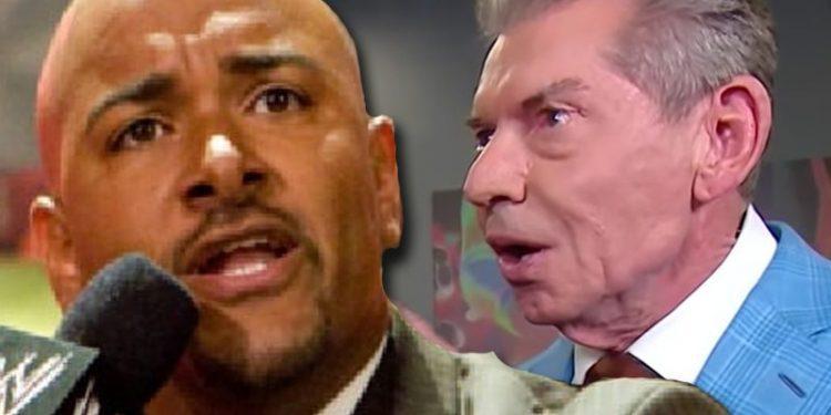 Jonathan Coachman dice que fue castigado en WWE por decirle a Vince McMahon que 'no'
