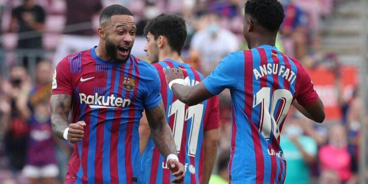 La Liga: Ansu Fati marca y el Barcelona asegura una cómoda victoria por 3-0 sobre el Levante