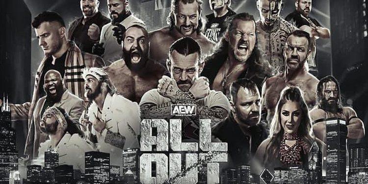 La mejor estrella de la WWE se burla del regreso, un tweet críptico crea más entusiasmo para el AEW All Out PPV de esta noche