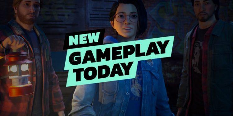 La vida es extraña: colores verdaderos    Nueva jugabilidad hoy