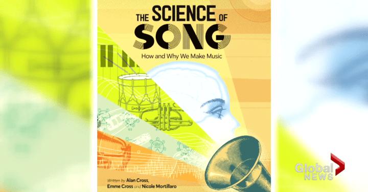 Locutor de radio canadiense revela inspiración detrás del nuevo libro para niños, 'La ciencia de la canción'