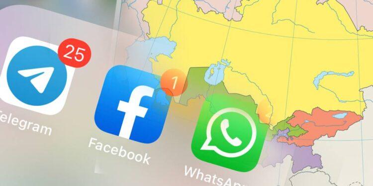 Los controles de Internet al estilo del Gran Hermano se expanden en Asia Central