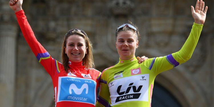 Lotte Kopecky gana la etapa final del Challenge by La Vuelta y Annemiek van Vleuten asegura el título