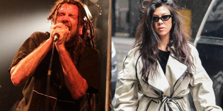 """Miembro fundador de Cannibal Corpse llama a Kourtney Kardashian una """"poser"""" después de que usa la camisa de la banda"""