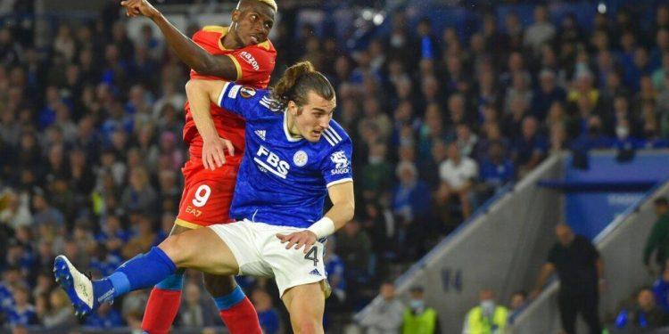 Napoli contraataca para negar a Leicester y Lyon hunde a Rangers
