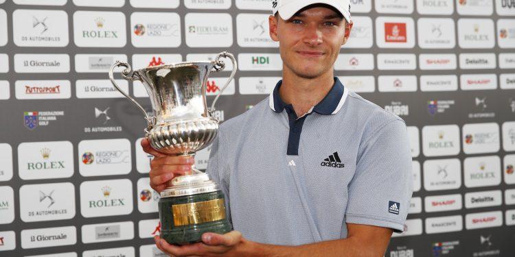 Nicolai logra victorias consecutivas para los gemelos Højgaard - Noticias de golf |  Revista de golf