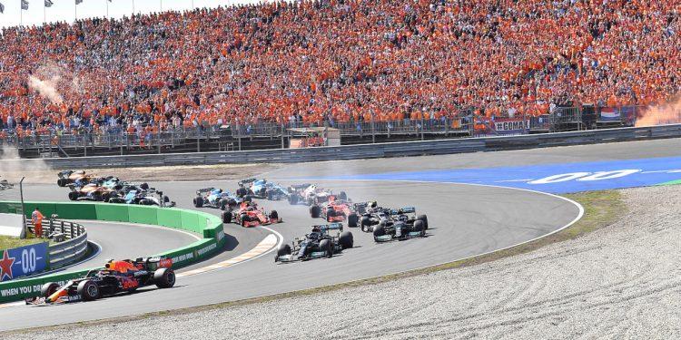 'Orinar en tus pantalones Zandvoort debería ser el modelo para la F1'