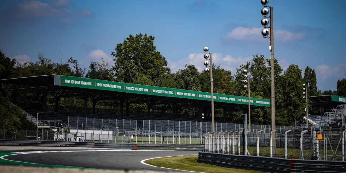 Parabolica de Monza renombrada en honor a Michele Alboreto