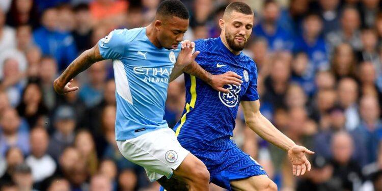Premier League: Jesús le da al Manchester City la victoria sobre el Chelsea, el United pierde en casa