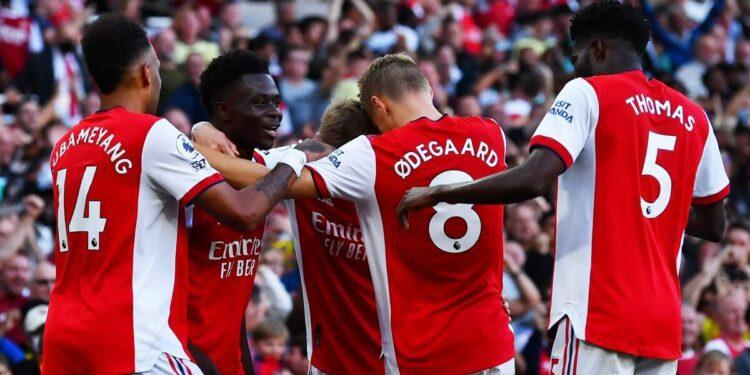 Premier League: el Arsenal hunde al Tottenham en el derbi mientras continúa el resurgimiento