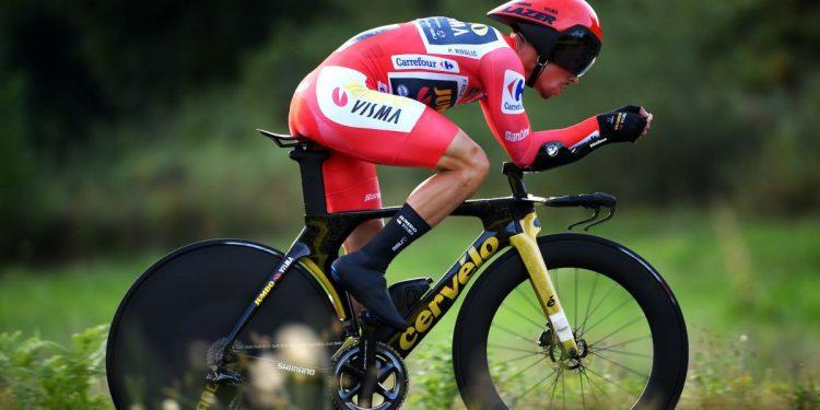 Primož Roglič sella el título de la Vuelta a España 2021 con la victoria en la contrarreloj final