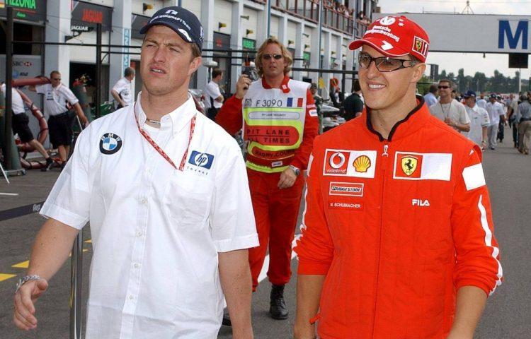 Ralf da su opinión sobre el documental de Michael Schumacher