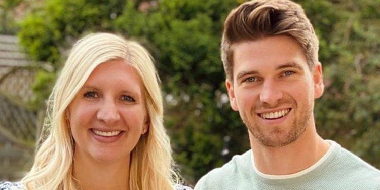 Rebecca Adlington y Andy Parsons se casan en dulce ceremonia rodeados de estrellas olímpicas