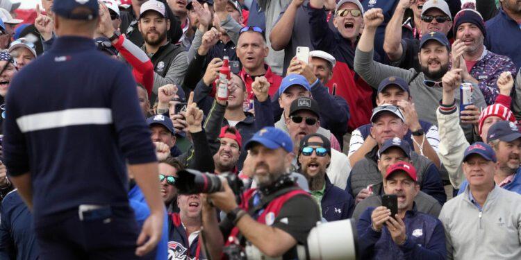 Schupak: Bryson DeChambeau finalmente disfruta de lo que anhela en la 43a Ryder Cup