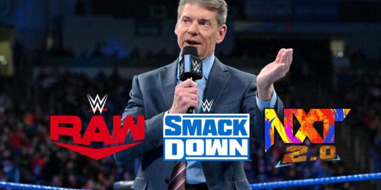 Se les ha dicho a USA y FOX sobre luchadores clave que cambiaron de marca, luchadores de NXT que se mudaron a la lista principal