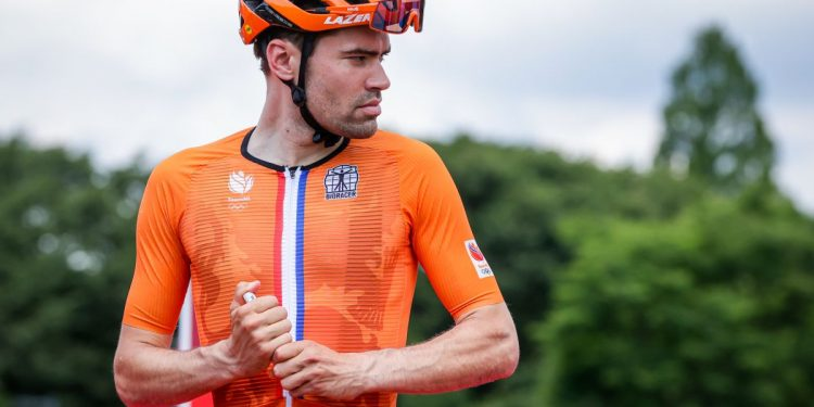 Tom Dumoulin todavía planea continuar su carrera ciclista el próximo año