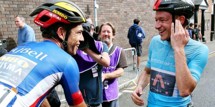 Tweets de la semana: especial del Tour de Gran Bretaña con Alex Dowsett, Wout van Aert y Swan