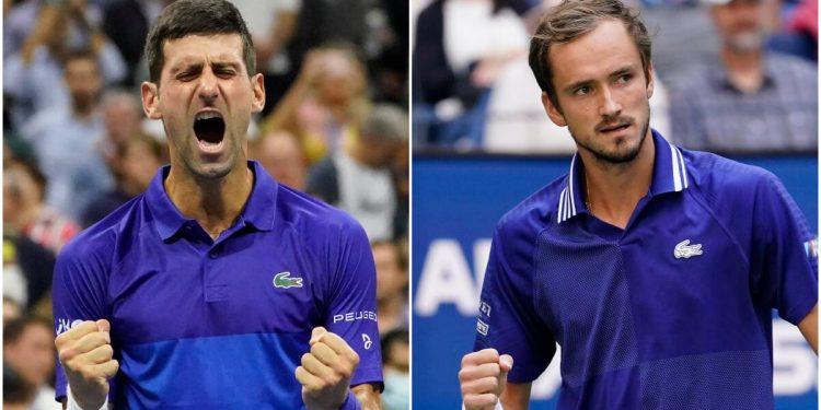 US Open: En la búsqueda de la historia de Novak Djokovic, Daniil Medvedev el último obstáculo