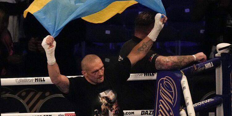 Usyk dominante pone fin al segundo reinado de Joshua como campeón de peso pesado